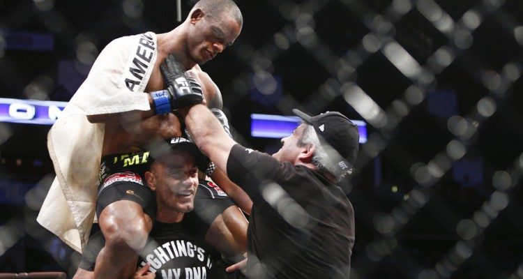 Hector Lombard (Esther Lin/MMA Fighting)