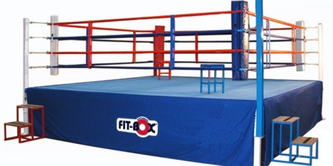 Boxing Ring (Wikipedia)