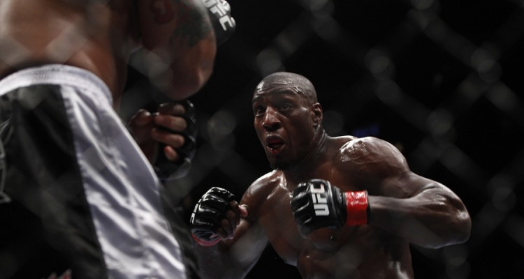 Phil Davis (Esther Lin/MMA Fighting)