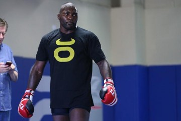 "Anthony ""Rumble"" Johnson (Dave Mandel/Sherdog)"