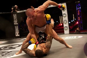 Cathal Pendred (Dolly Clew/Cage Warriors)