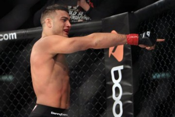Nick Newell (Jeff Sherwood/Sherdog)
