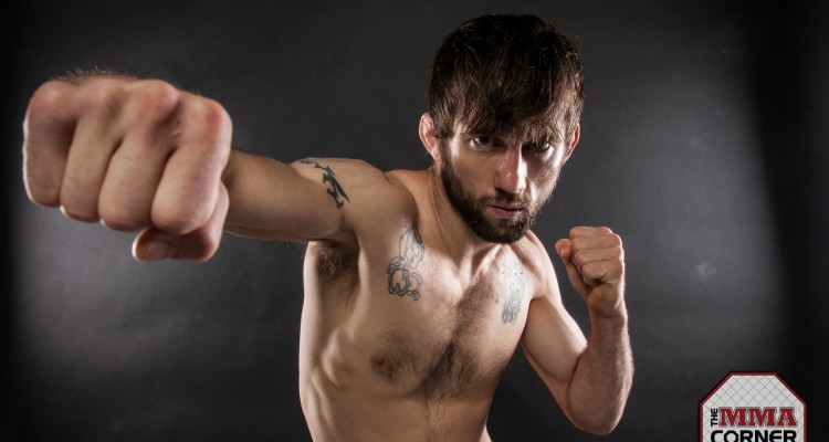 Nick Honstein (Phil Lambert/The MMA Corner)