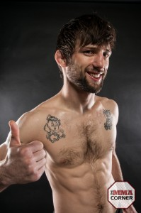 Honstein (Phil Lambert/The MMA Corner)