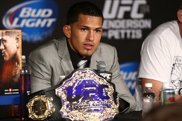 """""""Showtime"""" will take on Gilbert Melendez at the promotions annual end of the year card (Dave Mandel/Sherdog)"""