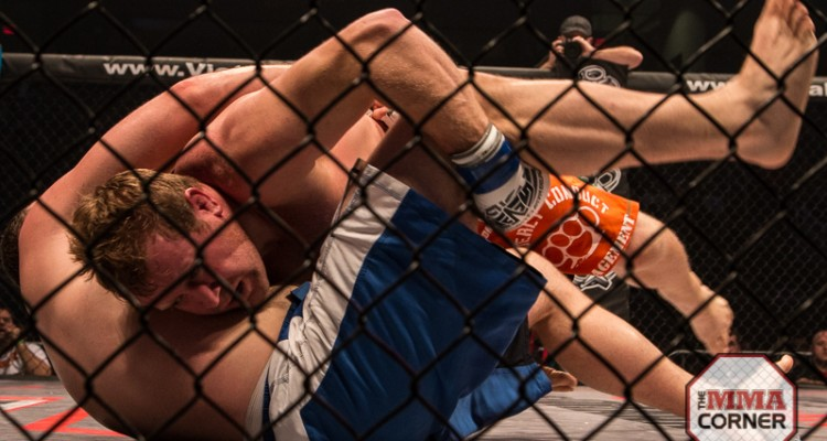 Jason Brilz (top) (Jade Kimmel/The MMA Corner)