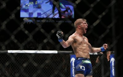 T.J. Dillashaw (Esther Lin/MMA Fighting)