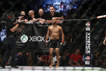 Demetrious Johnson (Esther Lin/MMA Fighting)