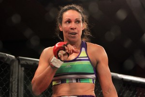 Marion Reneau (Jeff Sherwood/Sherdog)