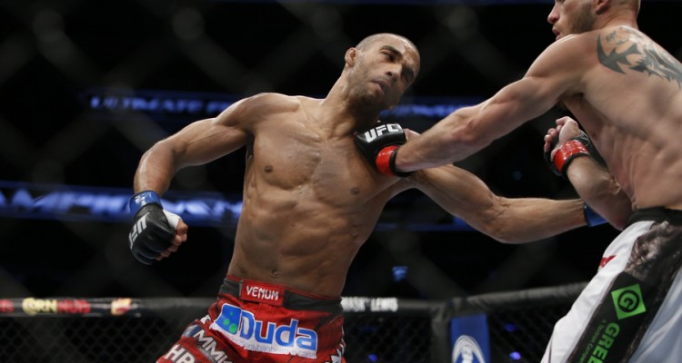Edson Barboza (Esther Lin/MMA Fighting)