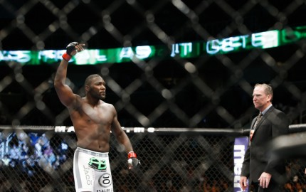 "Anthony ""Rumble"" Johnson (Esther Lin/MMA Fighting)"