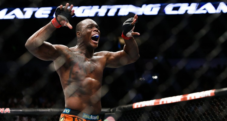 Ovince St. Preux (Esther Lin/MMA Fighting)