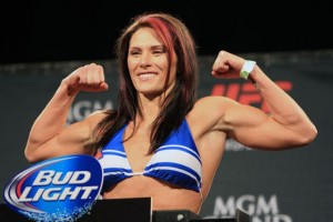Cat Zingano (Jeff Sherwood/Sherdog)