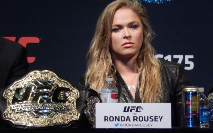 Ronda Rousey (José Youngs/The MMA Corner)