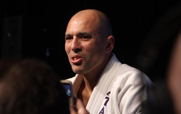Royce Gracie (Marcelo Alonso/Sherdog)