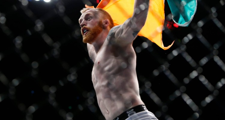 Paddy Holohan (Esther Lin/MMA Fighting)