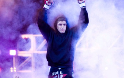 Nick Diaz (Esther Lin/EstherLin.com)