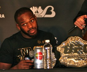 Jon Jones (José Youngs/ The MMA Corner)