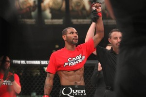 Darrion Caldwell (Keith Mills/Sherdog)
