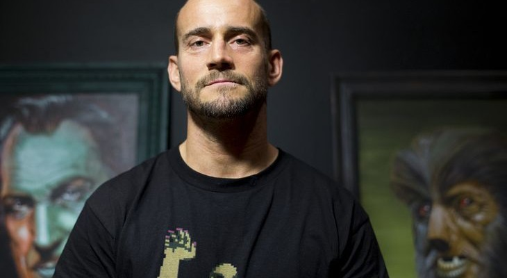 Phil 'CM Punk' Brooks https://www.youtube.com/watch?v=0ju2WxvKKvw