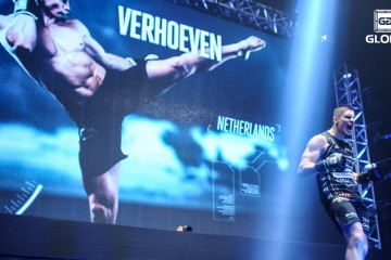 Rico Verhoeven (Glory Sports International)