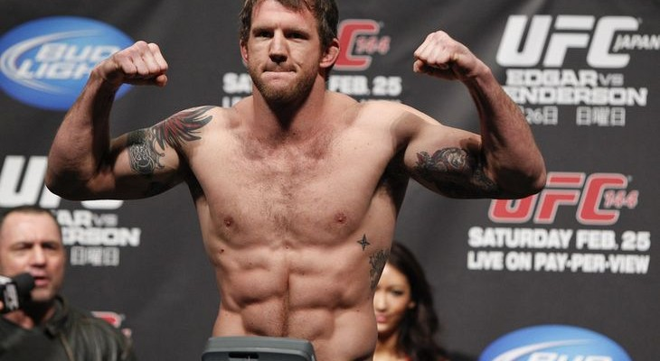Ryan Bader (Esther Lin/MMAFighting)