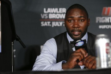 Anthony Johnson (Esther Lin/MMA Fighting)