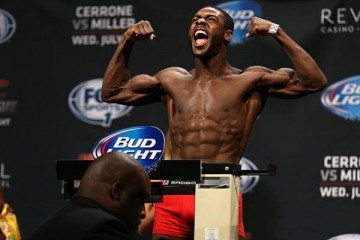 Aljamain Sterling (Dave Mandel/Sherdog)