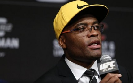 Anderson Silva (Esther Lin/MMAFighting)