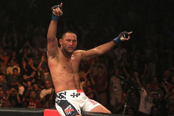 Dan Henderson (Esther Lin/MMAFighting)