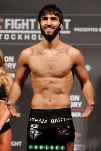 UFC Fight Night Stockholm: Weigh-In