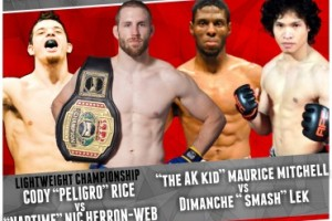 AFC 113 (Alaska Fighting Championship)