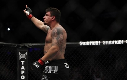 Frank Mir (Esther Lin/MMA Fighting)