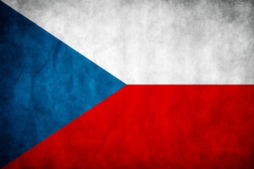 Czech Republic Flag (IMMAF)