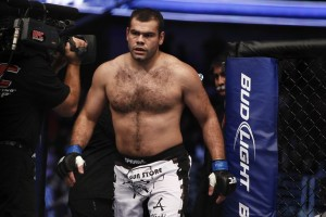 Gabriel Gonzaga (Esther Lin/MMA Fighting)