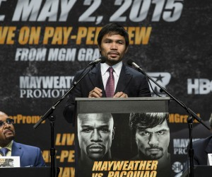 Manny Pacquiao (Esther Lin/Showtime)