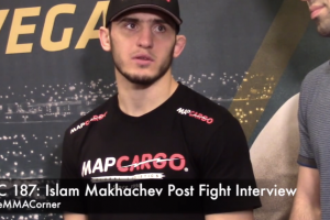 Islam Makhachev (José Youngs/The MMA Corner)