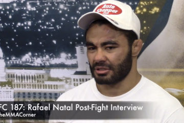 Rafael Natal (José Youngs/The MMA Corner)