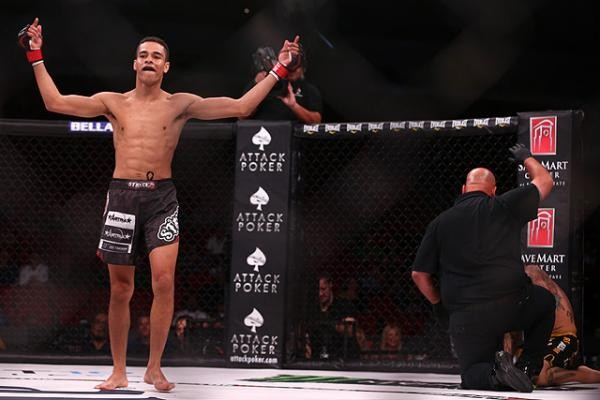 Julio Cesar Neves Jr. (Dave Mandel/Sherdog)