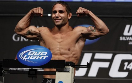 Chad Mendes (Esther Lin/MMA Fighting)