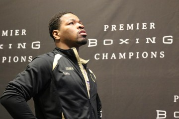 Shawn Porter (Twitter/@ShowtimeShawnP)