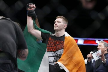 Joseph Duffy (Esther Lin, MMA Fighting)