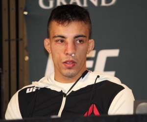 Thomas Almeida (José Youngs/The MMA Corner)