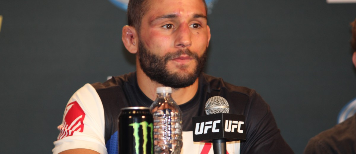 Chad Mendes (José Youngs/The MMA Corner)