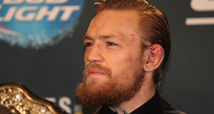 Conor McGregor (José Youngs/The MMA Corner)