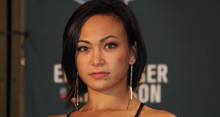 Michelle Waterson (José Youngs/The MMA Corner)