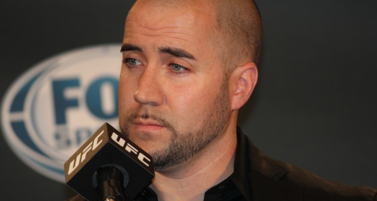 Dave Sholler (José Youngs/The MMA Corner)
