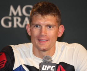 Stephen Thompson (José Youngs/The MMA Corner)