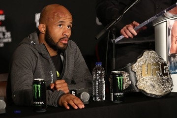 Demetrious Johnson (Dave Mandel/Sherdog)