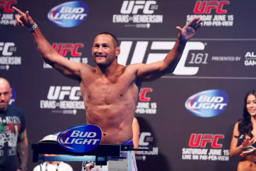 Dan Henderson (Esther Lin/MMA Fighting)